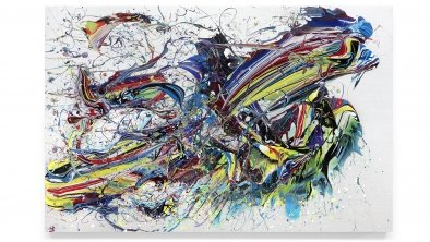 Today's abstract by David Pluskwa gallery