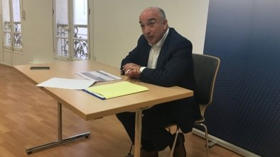 Medef Sud : les chantiers d'Yvon Grosso