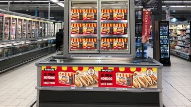 Manhattan Hot Dog met le cap sur la grande distribution